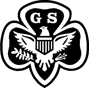 First Girl Scout Symbol