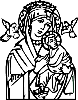Madonna and Child13